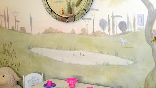 childrens-room-mural