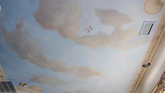 sky-mural